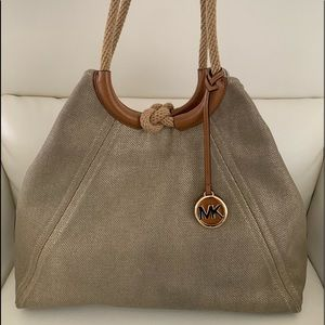 Michael Kors Isla Ring Shoulder Bag
